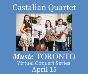 Music Toronto #4 - 4/16/2021