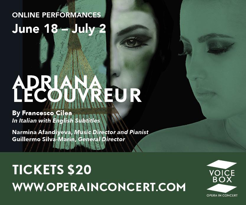 Voicebox - Opera in Concert #2 - 7/2/2021
