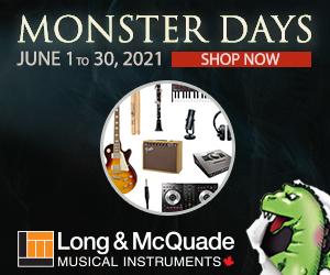 Long & McQuade - 6/30/2021