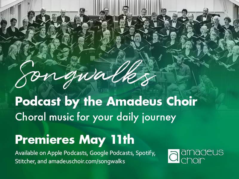 Amadeus Choir #1 - 6/9/2021