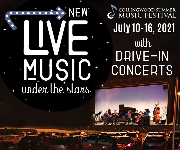 Collingwood Summer Music Festival #2 - 7/31/2021