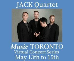 Music Toronto #3 - 5/16/2021