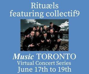 Music Toronto #5 - 6/20/2021