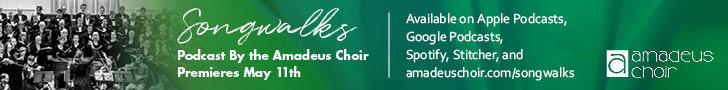Amadeus Choir #2 - 6/9/2021