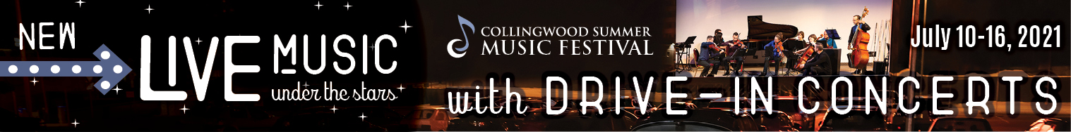 Collingwood Summer Music Festival #1 - 7/31/2021