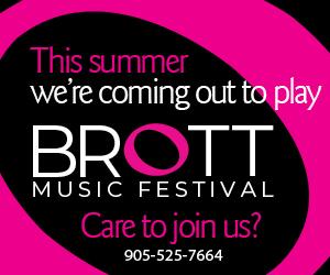 Brott Music Festival - 8/9/2021