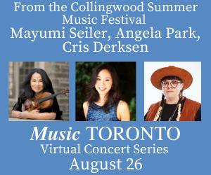Music Toronto #4 - 8/27/2021