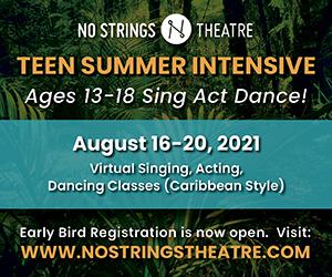 No Strings Theatre #1 - 8/21/2021