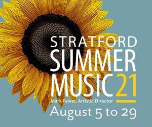 Stratford Summer Music - 8/31/2021