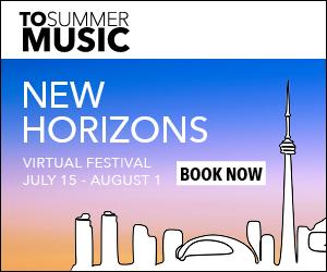 Toronto Summer Music 2 - 08/02/2021