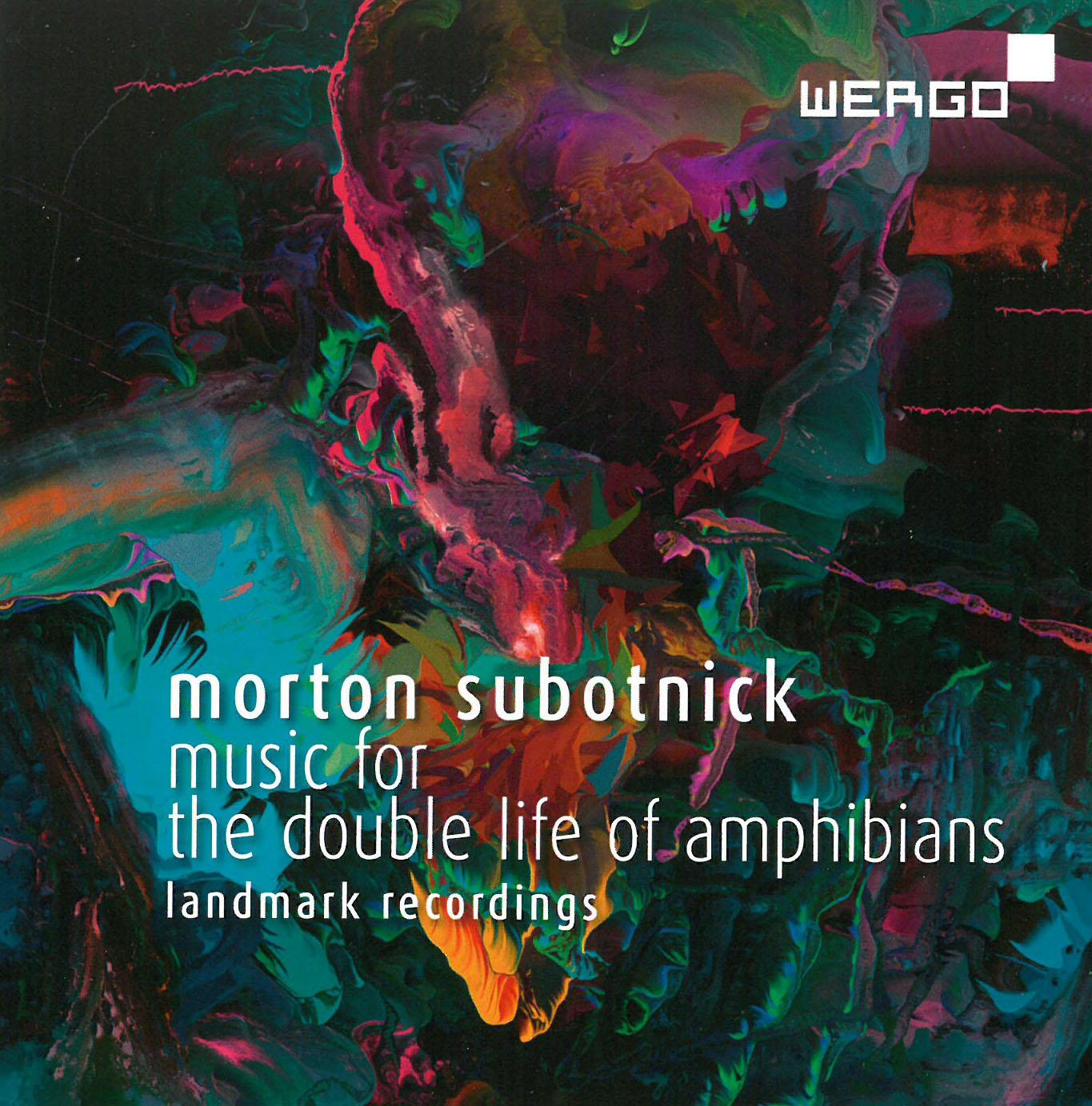Morton Subotnick - Electronic Works Vol. 2