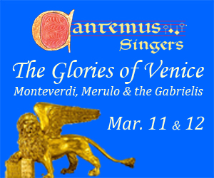 Cantemus Singers - To Mar 12