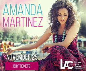 Amanda Mertinez - November 25