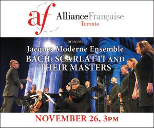 Alliance Francaise - November 26