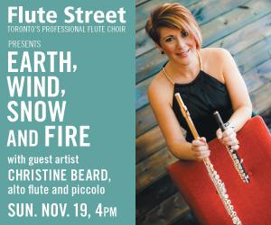 Flute Street - November 19
