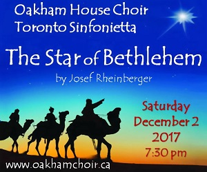 Oakham House Choir - December 2