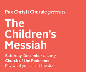 Pax Christi - December 2