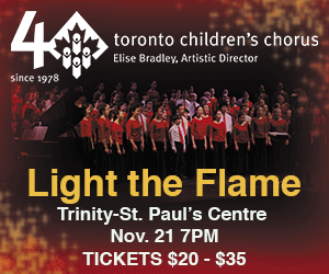 Toronto Childrens Chorus - November 21