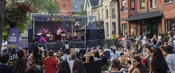 Concert Report: The Toronto Jazz F[...]