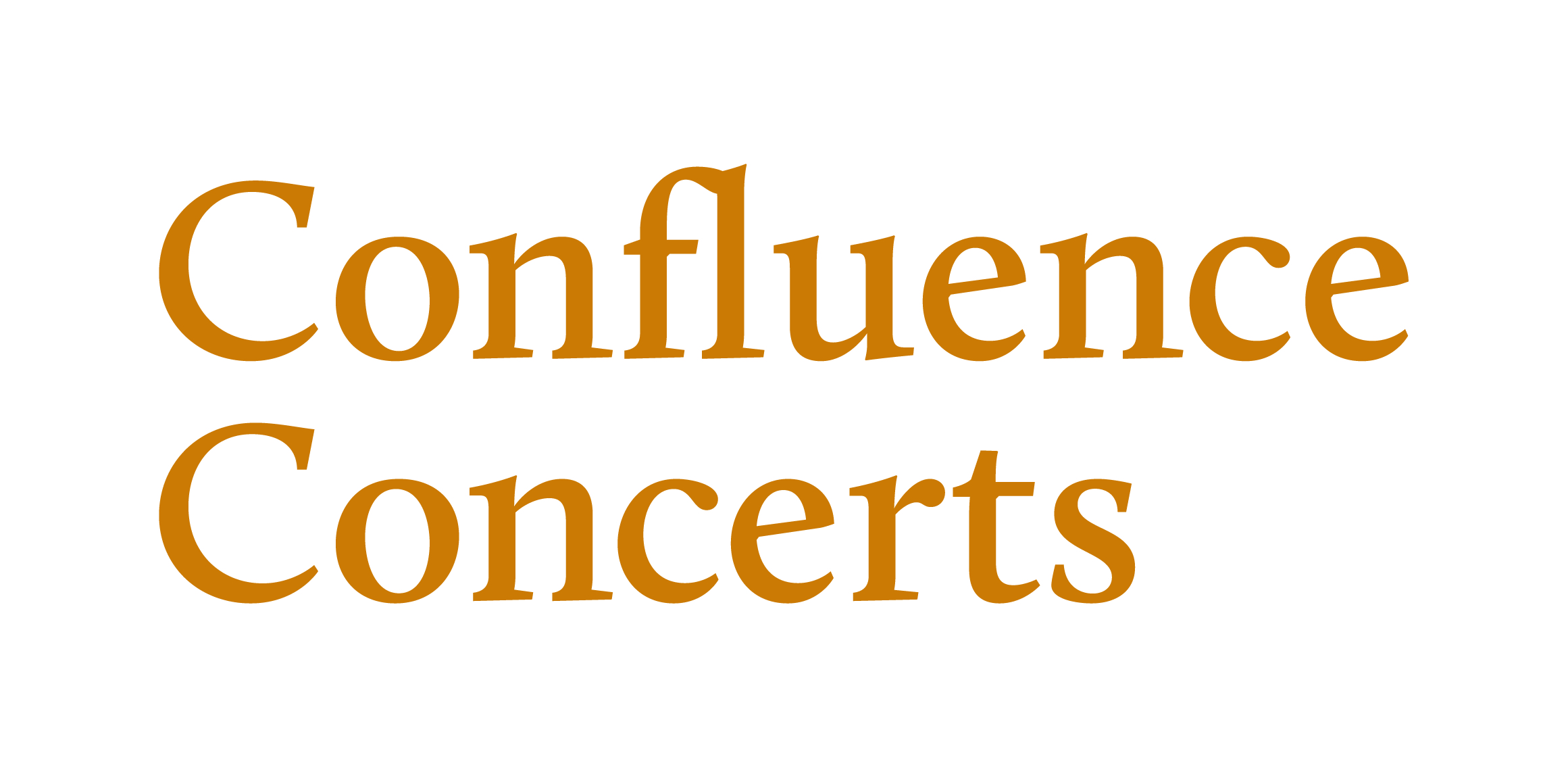 Prize2 ConfluenceConcerts Logo Gold