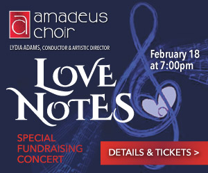 Amadeus Choir - To Feb 7