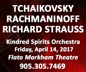 Kindred Spirits Orchestra - To Apr 7