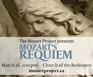 Mozart Project - To Mar 26