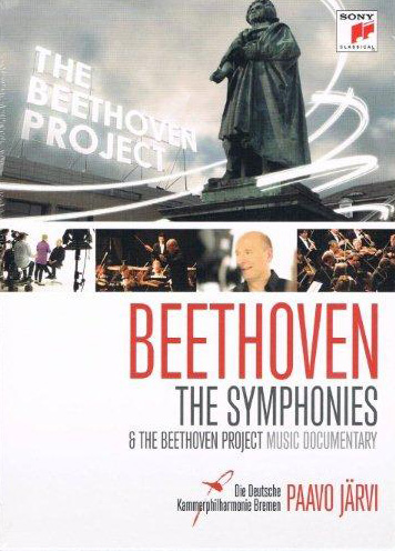 beethoven the symphonies the beethoven project the. Black Bedroom Furniture Sets. Home Design Ideas