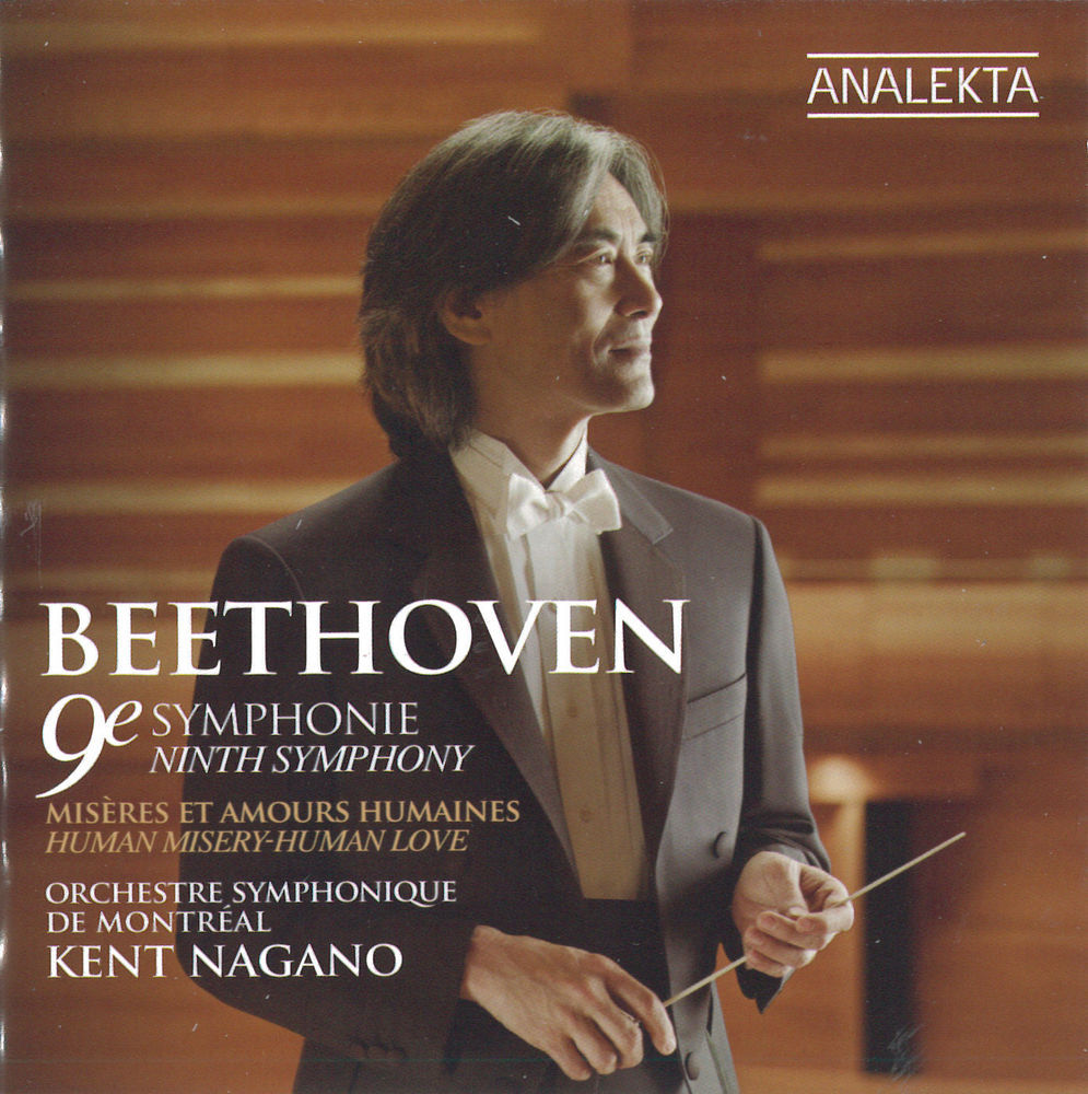 an emotional description of beethovens 9th symphony Beethoven's ninth symphony: the music of a genius update 3/3/2016: i've started uploading videos on youtube again, check out my latest video be sure to like.