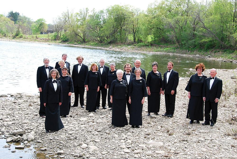Karen Schuessler Singers - Missa Gaia Jazz Ensemble Missa Gaia Earth Mass