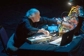 Morton Subotnick performing Silver Apples of the Moon at Moogfest 2012 in Asheville, N.C.