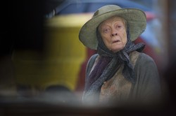 Maggie Smith. Photo Credit: Nicola Dove Courtesy Sony Pictures Classics
