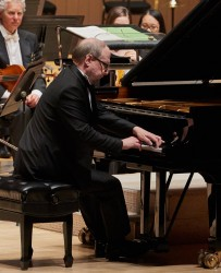 Marc-André Hamelin and the TSO CREDIT Malcolm Cook