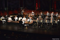 Sachal Jazz Ensemble and Jazz at Lincoln Center Orchestra CREDIT Frank Stewart