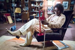 Don Cheadle as Miles Davis CREDIT Brian Douglas COURTESY Sony Pictures Classics