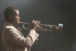 Don Cheadle as the younger Miles Davis CREDIT Brian Douglas COURTESY Sony Pictures Classics