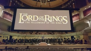 The Lord of the Rings at Roy Thomson Hall.