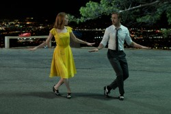 Emma Stone and Ryan Gosling. Credit: Dale Robinette.