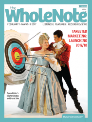TheWholeNote 2205 Cover FINAL