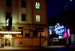The Silver Dollar Room on Spadina, set to close this May.