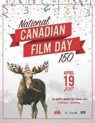 National Film Day 2017 Poster