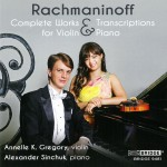 03 Rachmaninoff violin piano