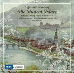 13 Romberg Student Prince