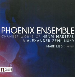 01 Phoenix Ensemble clarinet