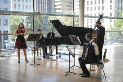 Payadora, at a previous performance at the Four Seasons Centre. Photo credit: Chris Hutcheson.