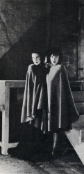 Look-alikes Lotte Lenya and Tilly Losch