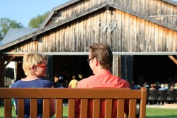 Westben concerts at the Barn.