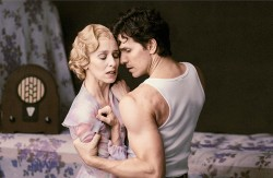 Sonia Rodriguez and Guillaume Côté in A Streetcar Named Desire. Photo credit: Karolina Kuras.