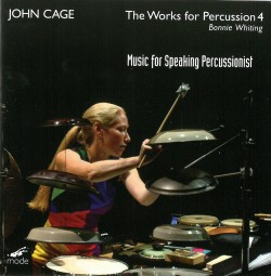 08 Cage Speaking Percussion