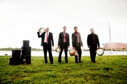 TorQ Percussion Quartet